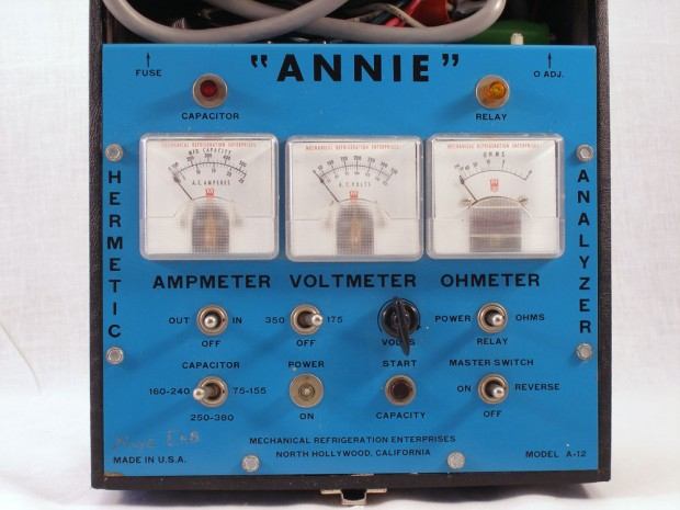 Annie A-12 Hermetic Analyzer
